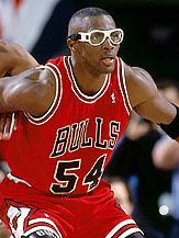 Horace Grant's Illegitimate Son Plays for Morgan State