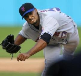 Johan Santana Can't Pitch Every Game